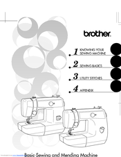 Brother LS-1520 Operation Manual