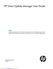 HP Integrity Superdome 2 8/16 User Manual