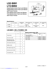 brother ls 2125 sewing machine manual pdf