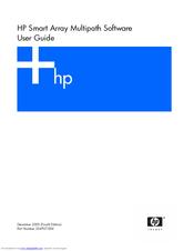HP STORAGEWORKS 500 - G2 MODULAR SMART ARRAY USER MANUAL Pdf