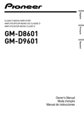 441907_gmd8601_product pioneer gm d9601 manuals pioneer gm-d9601 wiring diagram at bayanpartner.co