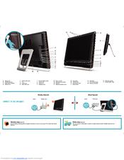hp touchsmart iq504 manuals rh manualslib com HP Tablet HP TouchSmart 300