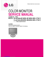 lg flatron service manual pdf download rh manualslib com lg flatron w2261vp manual lg flatron w2261vp manual