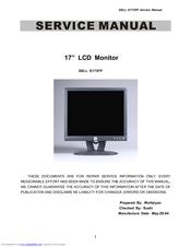 dell e173fp manuals rh manualslib com dell e173fp service manual pdf dell e173fpf manual