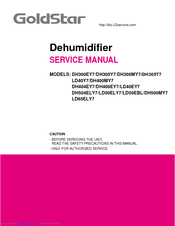 LG DH300EY7 Service Manual