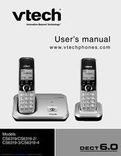 vtech cs6319 3 manuals rh manualslib com VTech My Laptop vtech cs6229 5 manual