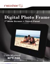 nextar n7t 106 digital photo frame user manual pdf download rh manualslib com Nextar Website Nextar Snack