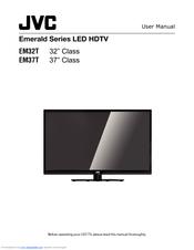 jvc em37t user manual pdf download rh manualslib com JVC LCD TV Sony Pictures Television
