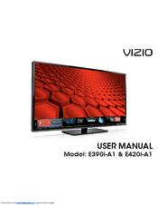 Vizio E500i-A1 User Manual