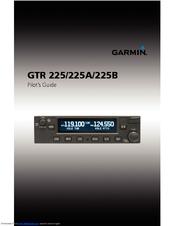 garmin gtr 225 manuals rh manualslib com VHF Radio Garmin GTR 200