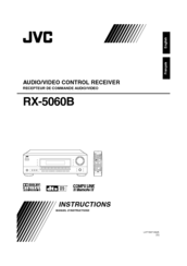 jvc rx 5060b manuals rh manualslib com jvc rx 5060b service manual JVC Speakers
