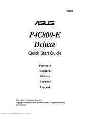 Asus P4S800D-E Deluxe Afudos Drivers for Mac Download