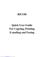 ricoh aficio mp c300 manuals rh manualslib com honeywell experion c300 user guide honeywell c300 user guide