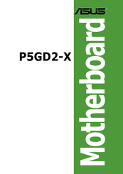 P5gd2-x cpu support | motherboards | asus global.