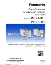 Panasonic lumix dmc tz5 manual español