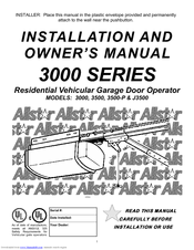 allstar products group 3000 installation and owner\u0027s manual pdfallstar products group 3000 installation and owner\u0027s manual pdf download