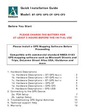 Ambicom GPS-CF Windows 8 X64
