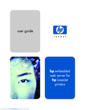 HP LaserJet 9000 User Manual