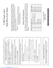 HP Model 715/64 - Workstation User Notes