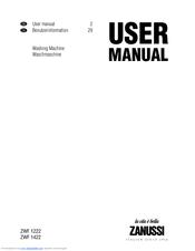 zanussi zwf 1422 manuals rh manualslib com