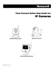 HONEYWELL IPCAM-WO USER MANUAL Pdf Download