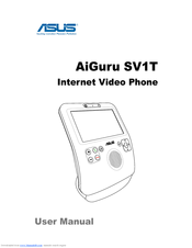 Asus SV1TS - Skype Video Phone Touch User Manual
