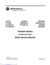 motorola ht750 uhf vhf low band radio service manual pdf download rh manualslib com motorola ht750 detailed service manual motorola ht750 user manual