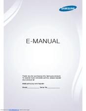 Samsung UN55F6350AF E-manual