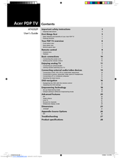 Acer AT4202P User Manual