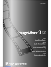 Canon fs100 imagebrowser ex / camerawindow instruction manual v.