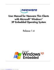 HP Neoware c50 - Thin Client User Manual