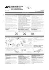 [DIAGRAM_1CA]  Jvc KD-R330 Manuals | ManualsLib | Jvc R330 Wiring Diagram |  | ManualsLib