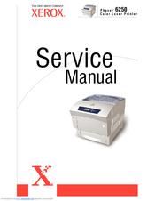 xerox phaser 6250 manuals rh manualslib com Xerox Phaser 6200 Xerox Phaser 3610 Drum Cartridge