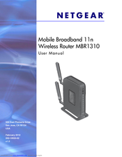 netgear mbr1310 manuals rh manualslib com Netgear Adapter netgear mr814v2 firmware update