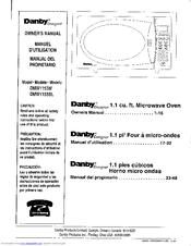 Danby Ddr60rgdd Manuals