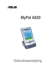 Asus MyPal A620 User Manual